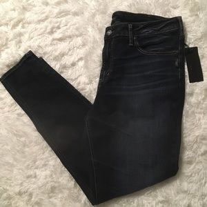 NWTs Silver Jeans Avery Skinny size 18